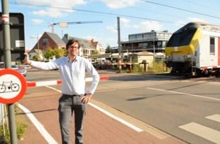 Inwoners Heide willen fietstunnel onder spoorweg