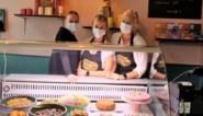 Veganistische wurgers en taffles in B-Nut aan Bredabaan