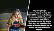 """Cameron Vandenbroucke is boos over naaktfoto's: """"Fake news: triest dat zulke dingen gebeuren"""""""