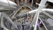 Een van de hoogste overdekte glijbanen ter wereld in Antwerpen verdwijnt