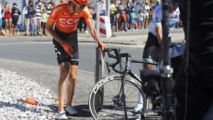 Ilnur Zakarin is de volgende opgever in Tour de France