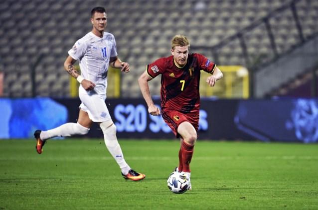 Ratings FIFA 21 zijn bekend: Kevin De Bruyne bijna bovenaan, Eden Hazard zakt weg