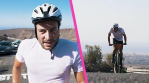 Viktor Verhulst verbaast de hele 'Love island'-crew met stevige fietstocht