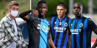 Club Brugge moet het tegen Waasland-Beveren zonder Brandon Mechele doen: wie vervangt de man die altijd speelt?