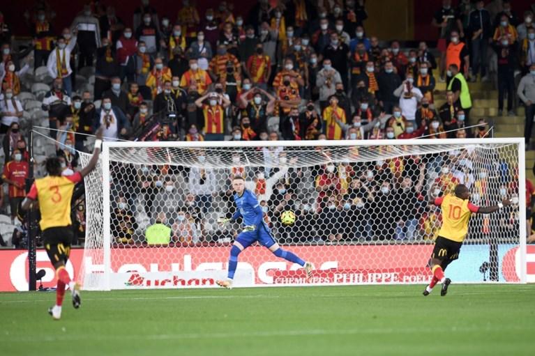Genekt door corona: noodelftal van PSG verliest eerste match in Ligue 1