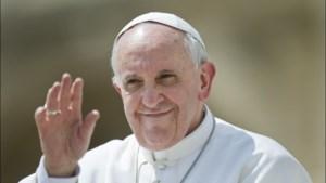 """Paus Franciscus: """"Culinair en seksueel plezier is goddelijk"""""""