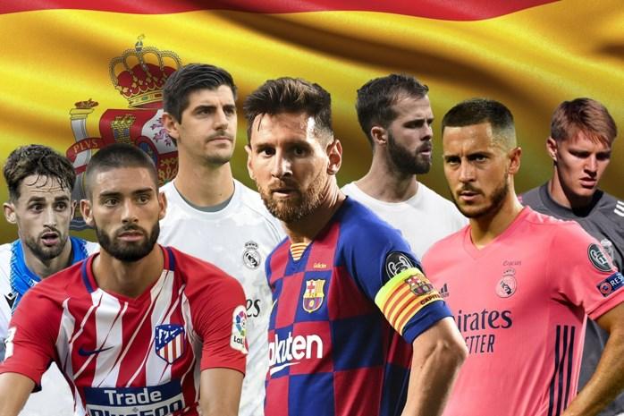 Dit weekend start La Liga: Van het buikje van Hazard over de genialiteit van Silva tot de werf van Koeman