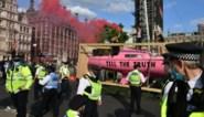 680 arrestaties tijdens protesten van Extinction Rebellion in Londen