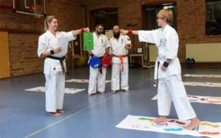 Karateclub start met eigen G-werking