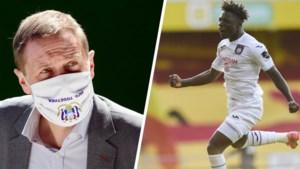 """Anderlecht-CEO Van Eetvelt over clubdossiers: """"Vanden Borre? Hij is familie. Doku? Waanzinnig bod van pakweg Liverpool moet je bekijken"""""""