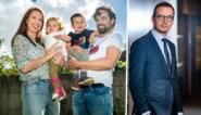 """Wouter Beke reageert op kritiek van ouders baby Pia: """"Ik moet beslissen in het belang van álle kinderen"""""""
