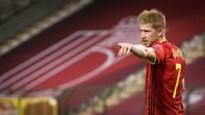Mister anti-blingbling: op zijn 29ste denkt De Bruyne enkel nog aan voetbal en familie