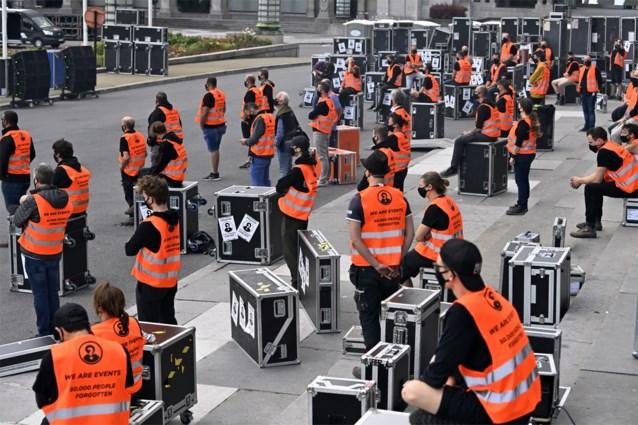 Eventsector vraagt 777 miljoen subsidie