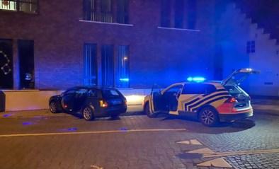 Klopjacht op voortvluchtige inbrekers in Sint-Denijs-Westrem