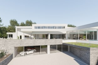 Brasschaat krijgt villa in Hollywoodstijl, met prijskaartje van 10 à 12 miljoen euro