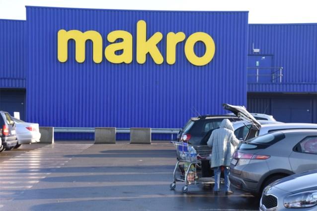 Makro-vestigingen van Machelen en Deurne gesloten door staking