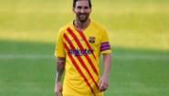 Barcelona wint eerste oefenmatch van het seizoen met goedgemutste Messi als kapitein