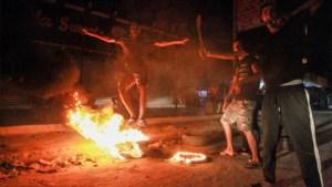 Libische betogers steken zetel van regering in Benghazi in brand