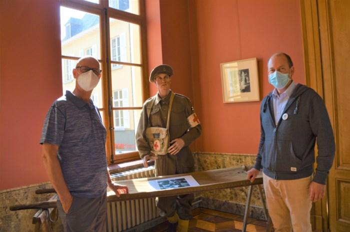 Gruwel Tweede Wereldoorlog in en rond kasteel de Renesse tot leven gewekt