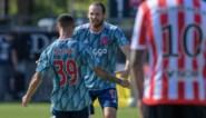 Ajax wint met tien openingsduel van Eredivsie bij Sparta en Michael Heylen