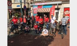 PVDA start fietsroute langs 'arm en rijk' in Rupelstreek: firma's met grote fortuinen krijgen bezoek