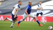 Toby Alderweireld gaat met Tottenham thuis meteen onderuit tegen Everton
