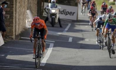 Marianne Vos verovert 26ste ritzege in Giro Rosa op razend steile slotmuur