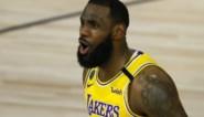 LA Lakers plaatst zich voor het eerst in tien jaar voor Western Final