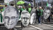 """Enkele duizenden mensen verwacht op Grote Betoging voor Gezondheidszorg: """"Groepen van maximaal 400 mensen creëren"""""""