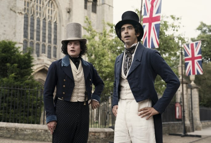 RECENSIE. 'The personal history of David Copperfield' van Armando Iannucci: Kleurenblind ***