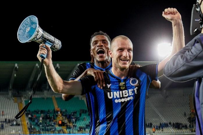 """Michael Krmencik hoopt na zijn eerste goal vertrokken te zijn bij Club Brugge: """"De supporters waarderen mij"""""""