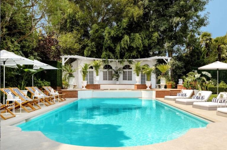 Goed nieuws voor fans van 'The fresh prince of Bel-Air': je kunt nu zelf logeren in de villa uit de reeks