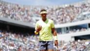 Rafael Nadal staat niet te springen voor publiek op Roland Garros
