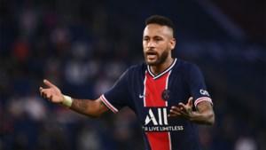 PSG verliest nu ook van Marseille in wedstrijd met vijf rode kaarten in het slot, ook Neymar op de bon
