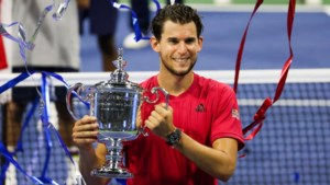 US Open: Dominic Thiem wint al mankend bizarre finale