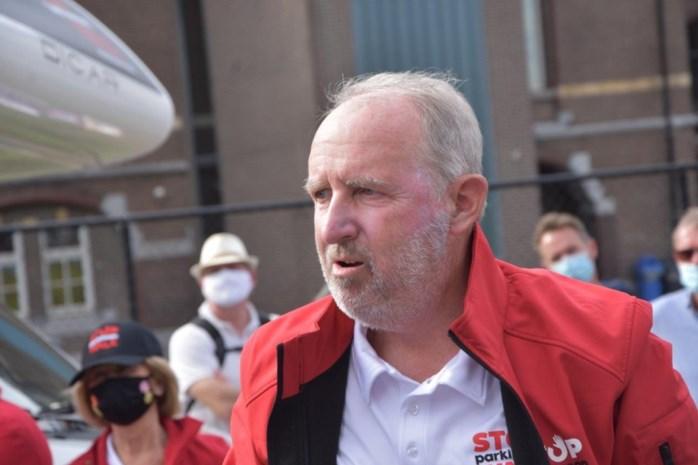 """Stop Parkinson Walk loopt niet zoals gedroomd voor Ivo de Bisschop: """"Ik zat diep maar klauterde uit het dal"""""""