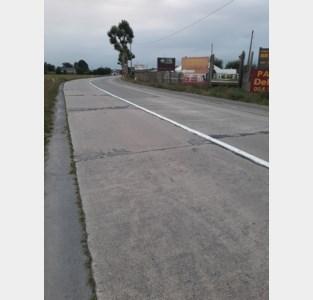 Gedeeltelijke herstelling van gewestweg N42 Aalstsesteenweg