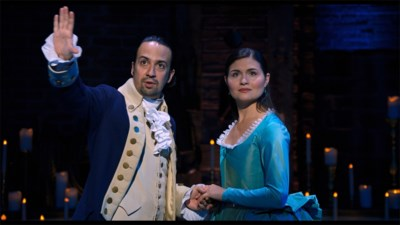 RECENSIE. 'Hamilton' van Lin-Manuel Miranda: Goedgekeurd door Obama *****