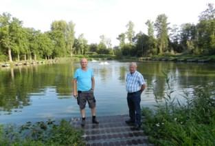 Merksplasse visclub start petitie nu Regie der Gebouwen de vijvers verkoopt