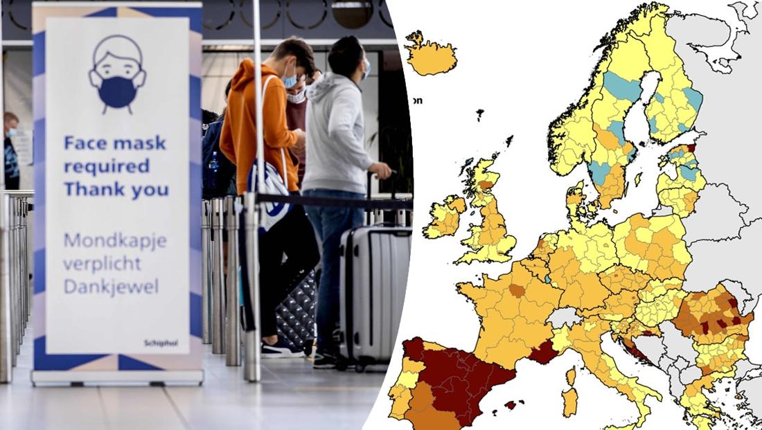 Overzicht Welke Maatregelen Treffen Onze Buurlanden Tegen S Het Nieuwsblad Mobile