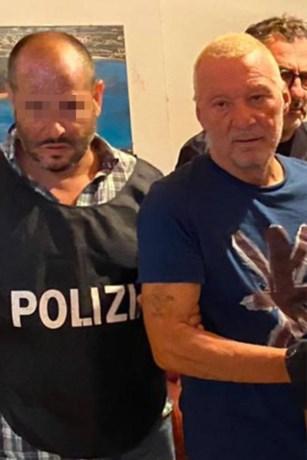 Zeven keer gevluchte Italiaanse moordenaar opgepakt in schaapskooi