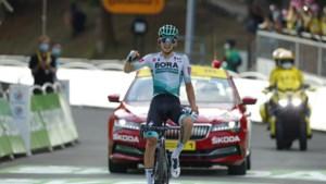 """Kämna soleert naar zege in Tour de France: """"Een grote opluchting voor mij en voor de ploeg"""""""