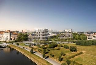 Bouwproject Leietop omvat 68 luxueuze appartementen aan het water