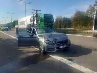 Moeilijke avondspits op E314 door ongeval richting Genk