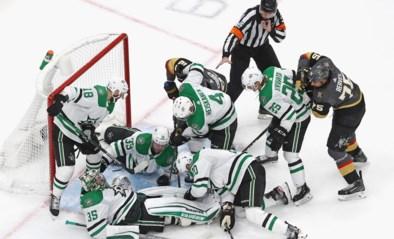 Dallas Stars is de eerste finalist in Stanley Cup