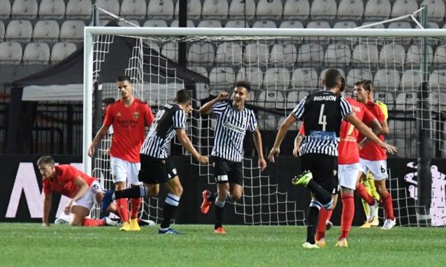Owngoal Vertonghen nekt Benfica in voorronde Champions League (maar helpt wel ex-club Ajax)