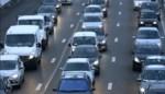 Lange file op E40 vanuit Brussel naar Gent na ongeval in Affligem