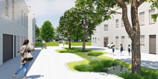 Heraanleg Hazeweg-Monnikenhofstraat gaat van start: dertig woningen in vier autoluwe woonerven