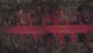 Apocalyptische beelden: platgebrand stadje in Oregon kleurt felrood
