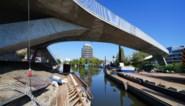 Gentse fietsers vanaf maandag in stijl over het water dankzij deze indrukwekkende brug